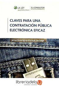 ag-claves-para-una-contratacion-publica-electronica-eficaz-el-consultor-de-los-ayuntamientos-9788470525728