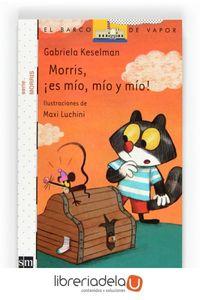 ag-morris-es-mio-mio-y-mio-fundacion-santa-mariaediciones-sm-9788467551167