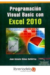 ag-programacion-visual-basic-con-excel-2010-rama-sa-editorial-y-publicaciones-9788499642307