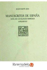 ag-manuscritos-de-espana-suplemento-arco-libros-la-muralla-sl-9788476351505