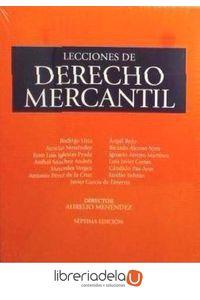 ag-lecciones-de-derecho-mercantil-editorial-civitas-9788447033034