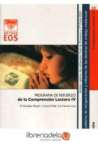 ag-programa-de-refuerzo-de-la-comprension-lectora-iv-eos-instituto-de-orientacion-psicologica-asociados-9788497274135