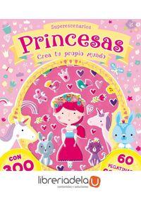 ag-superescenarios-princesas-crea-tu-propio-mundo-susaeta-ediciones-9788467752786