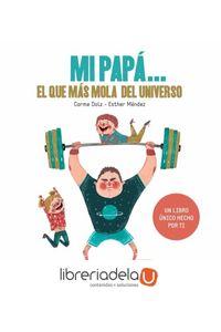 ag-mi-papa-el-que-mas-mola-del-universo-editorial-edebe-9788468334240