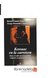 ag-kerouac-en-la-carretera-sobre-el-rollo-mecanografiado-original-y-la-generacion-beat-editorial-anagrama-sa-9788433963079