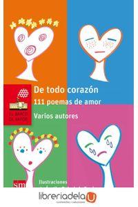 ag-de-todo-corazon-111-poemas-de-amor-fundacion-santa-mariaediciones-sm-9788467591583