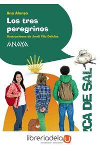 ag-los-tres-peregrinos-anaya-educacion-9788469836330