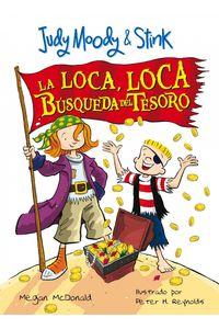 lib-judy-moody-stink-la-loca-loca-busqueda-del-tesoro-penguin-random-house-9788420407746