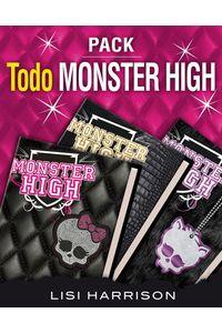 lib-todo-monster-high-pack-3-ebooks-monster-high-mh1-mh2-monstruos-de-los-mas-normales-y-mh3-querer-es-poder-penguin-random-house-9788420411927