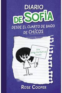 lib-diario-de-sofia-desde-el-cuarto-de-bano-de-chicos-serie-diario-de-sofia-2-penguin-random-house-9788420412955