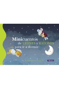lib-minicuentos-de-leones-y-ratones-para-ir-a-dormir-penguin-random-house-9788448838706