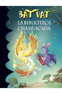 lib-la-biblioteca-chamuscada-serie-bat-pat-41-penguin-random-house-9788490437438