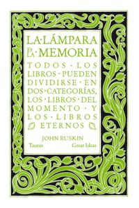 lib-la-lampara-de-la-memoria-serie-great-ideas-33-penguin-random-house-9788430616664