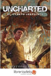 ag-uncharted-el-cuarto-laberinto-ediciones-minotauro-9788445005491