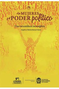 bw-las-mujeres-y-el-poder-poliacutetico-u-jorge-tadeo-lozano-9789587252255