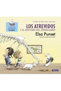 lib-los-atrevidos-y-el-misterio-del-dinosaurio-el-taller-de-emociones-penguin-random-house-9788448846718