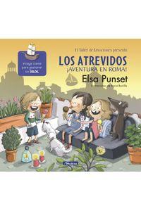 lib-los-atrevidos-aventura-en-roma-el-taller-de-emociones-penguin-random-house-9788448848217