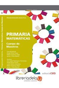 ag-cuerpo-de-maestros-educacion-primaria-matematicas-programacion-didactica-editorial-cep-sl-9788468143330