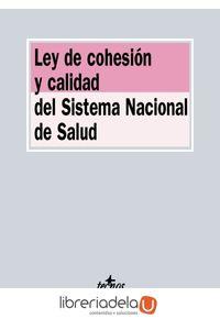 ag-ley-de-cohesion-y-calidad-del-sistema-nacional-de-salud-editorial-tecnos-9788430968886