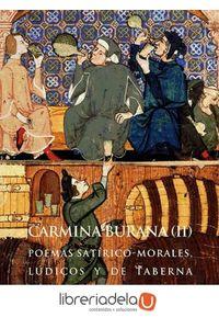 ag-carmina-burana-ii-poemas-satiricomorales-ludicos-y-de-taberna-ediciones-akal-9788446043973