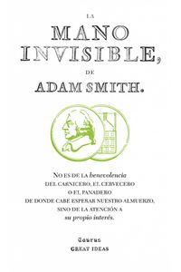 lib-la-mano-invisible-serie-great-ideas-15-penguin-random-house-9788430601783