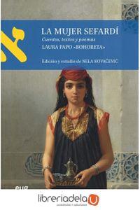 ag-la-mujer-sefardi-cuentos-textos-y-poemas-editorial-universidad-de-granada-9788433862426
