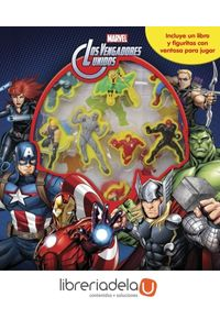 ag-los-vengadores-historias-animadas-marvel-libros-disney-9788415343905