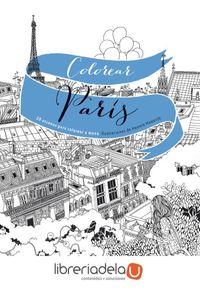 ag-colorear-paris-20-escenas-para-colorear-a-mano-art-blume-sl-9788498019124