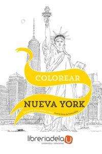 ag-colorear-nueva-york-20-escenas-para-colorear-a-mano-art-blume-sl-9788498019131