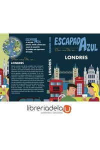 ag-londres-escapada-azul-guias-azules-de-espana-sa-9788480235488
