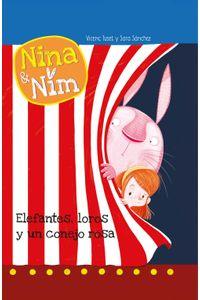 lib-elefantes-loros-y-un-conejo-rosa-serie-nina-y-nim-penguin-random-house-9788448847197