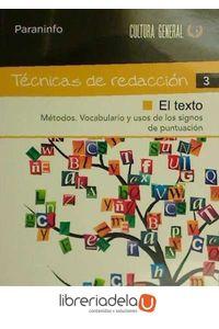 ag-tecnicasderedaccion3-el-texto-ediciones-paraninfo-sa-9788497328364
