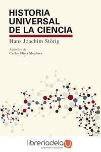 ag-historia-universal-de-la-ciencia-kleine-weltgeschichte-der-wissenschaft-editorial-tecnos-9788430969050