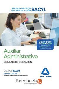 ag-auxiliar-administrativo-servicio-de-salud-de-castilla-y-leon-sacyl-simulacros-de-examen-editorial-mad-9788414222393