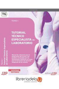 ag-tutorial-tecnico-especialista-en-laboratorio-tomo-i-editorial-cep-sl-9788499375311