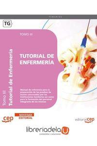 ag-tutorial-de-enfermeria-tomo-iii-editorial-cep-sl-9788499379210