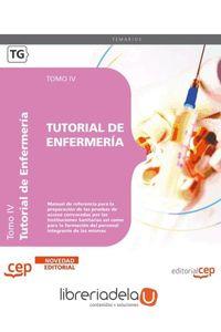 ag-tutorial-de-enfermeria-tomo-iv-editorial-cep-sl-9788499379227