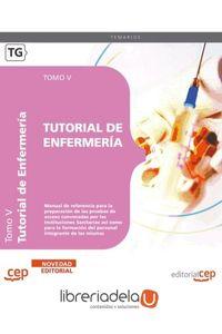 ag-tutorial-de-enfermeria-tomo-v-editorial-cep-sl-9788499379937