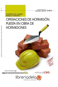 ag-operaciones-de-hormigon-puesta-en-obra-de-hormigones-certificados-de-profesionalidad-editorial-cep-sl-9788468115818