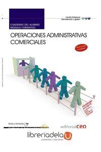 ag-operaciones-administrativas-comerciales-cuaderno-certificados-de-profesionalidad-editorial-cep-sl-9788468144283