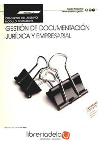 ag-gestion-de-documentacion-juridica-y-empresarial-asistencia-documental-y-de-gestion-en-despachos-y-oficinas-cuaderno-certificados-de-profesionalidad-editorial-cep-sl-9788468145020