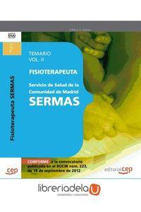 ag-fisioterapeuta-del-servicio-de-salud-de-la-comunidad-de-madrid-sermas-temario-vol-ii-editorial-cep-sl-9788468145280