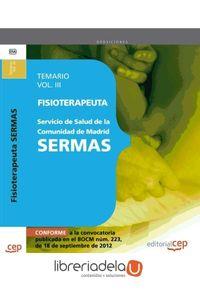 ag-fisioterapeuta-del-servicio-de-salud-de-la-comunidad-de-madrid-sermas-temario-vol-iii-editorial-cep-sl-9788468145297
